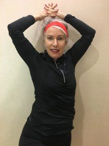 Check out Debbie's Nike workout wear