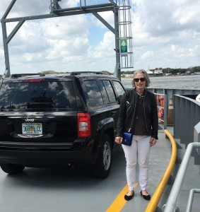 St. Johns River Ferry